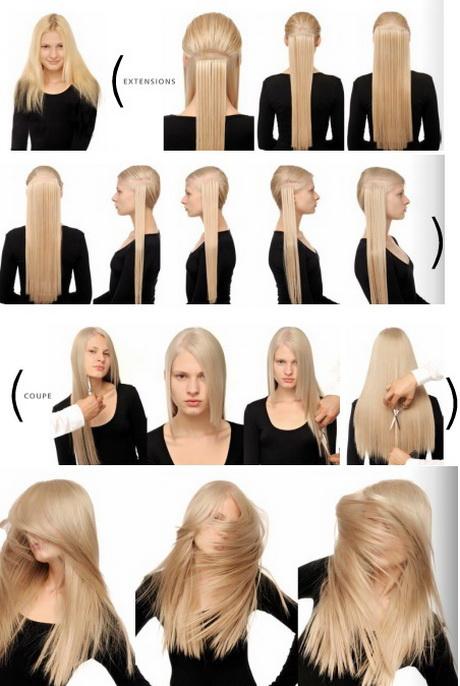 Simpele Haar Kapsels