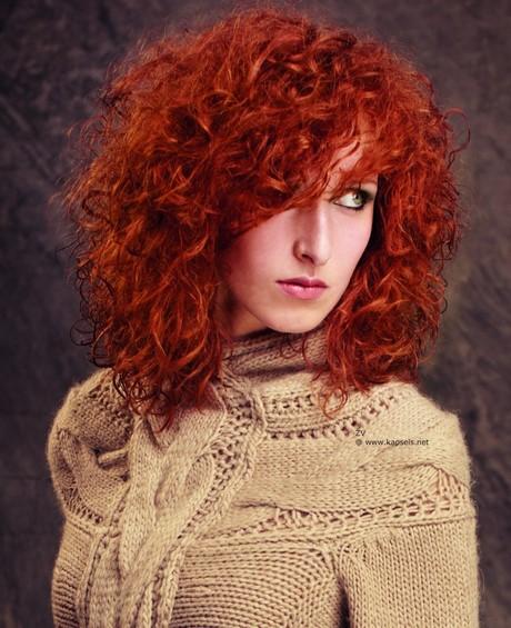 Rood Haar Krullen