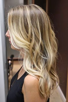 Blond Haarkleuren