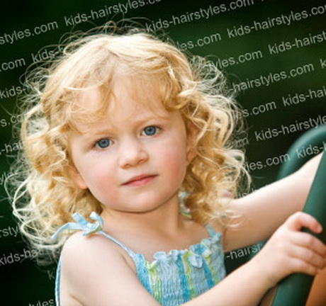 hair styles for kids with curly hair meisjes kapsels halflang 6610 | meisjes kapsels halflang 19 2