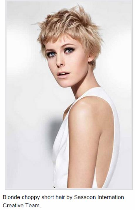 Kapsels Blond Kort Haar