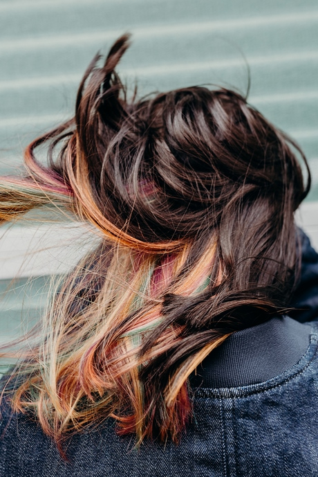 Haarkleuren zomer 2020